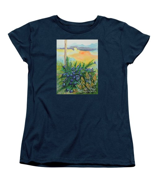 Cleansed Women's T-Shirt (Standard Cut) by Holly Carmichael