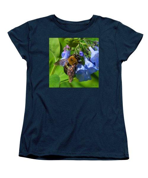Cling On Women's T-Shirt (Standard Cut) by Kathy Kelly