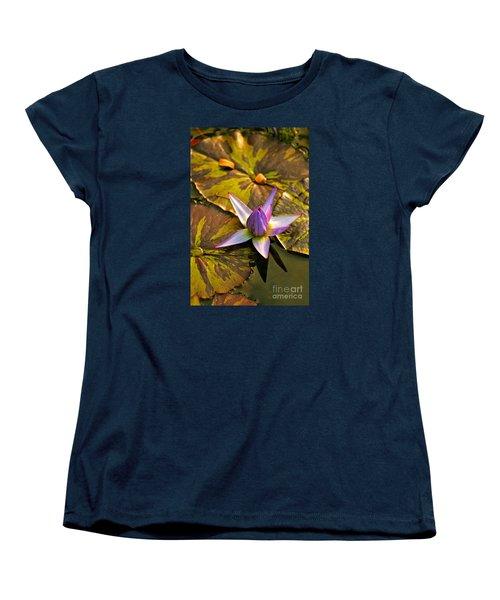 Closing For The Night Women's T-Shirt (Standard Cut) by Michael Cinnamond