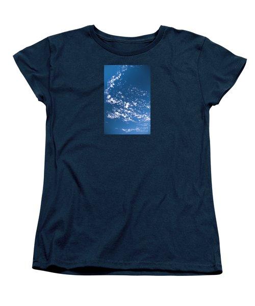 Women's T-Shirt (Standard Cut) featuring the photograph Cloud Dragon by Yulia Kazansky
