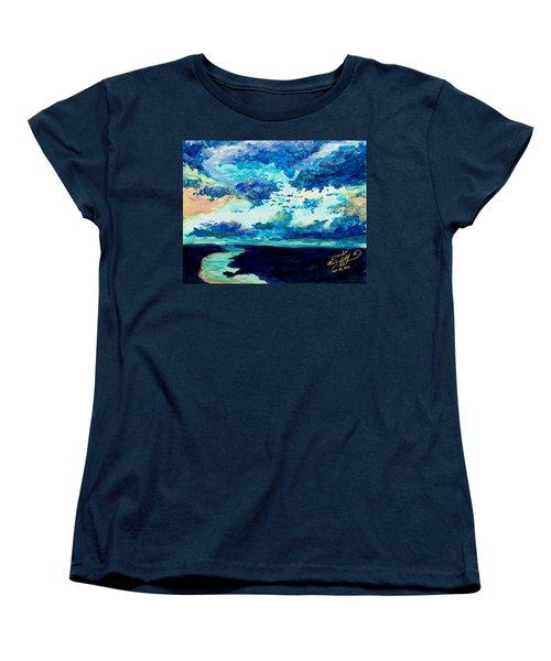 Clouds Women's T-Shirt (Standard Cut)