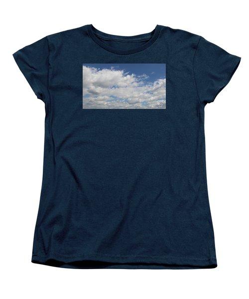 Clouds 17 Women's T-Shirt (Standard Cut)