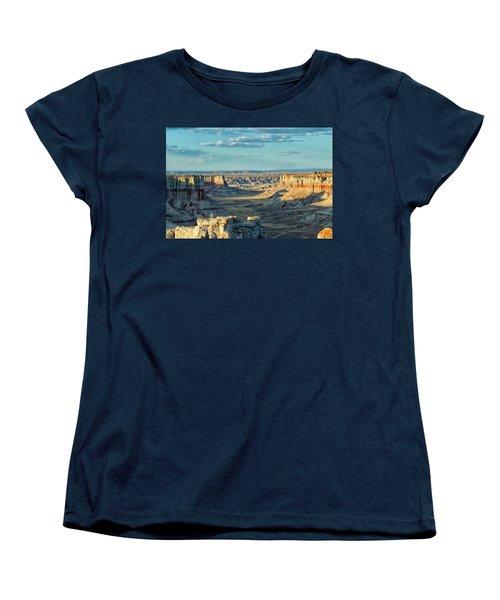 Coal Mine Canyon Women's T-Shirt (Standard Cut) by Tom Kelly