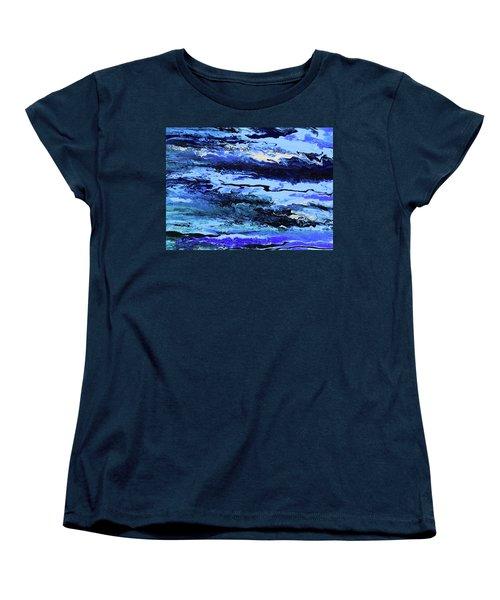 Coastal Breeze Women's T-Shirt (Standard Cut) by Ralph White