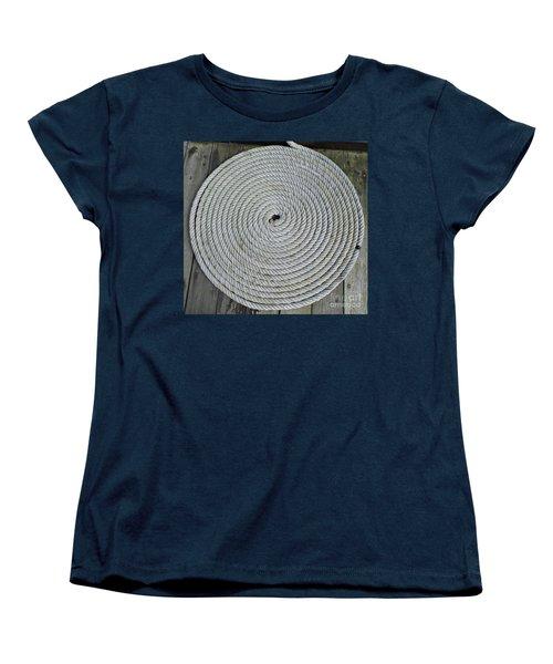 Coiled By D Hackett Women's T-Shirt (Standard Cut) by D Hackett