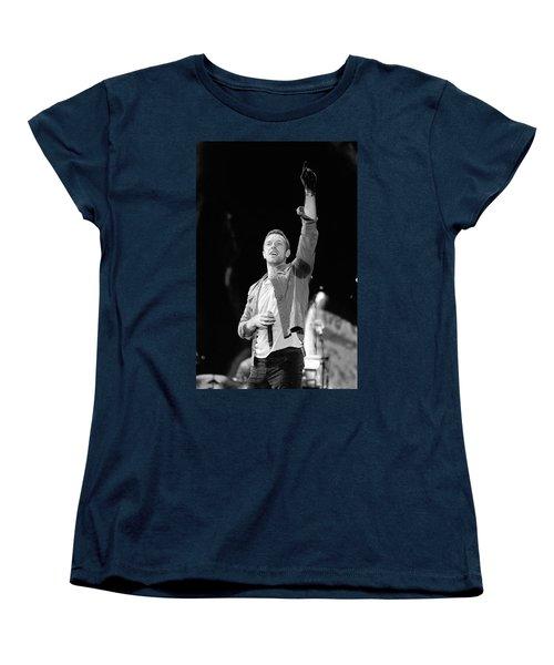 Coldplay 16 Women's T-Shirt (Standard Cut) by Rafa Rivas