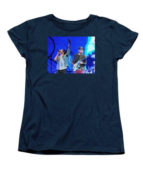 Coldplay6 Women's T-Shirt (Standard Cut)