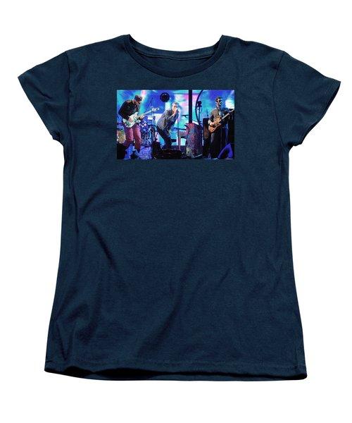 Coldplay7 Women's T-Shirt (Standard Cut) by Rafa Rivas