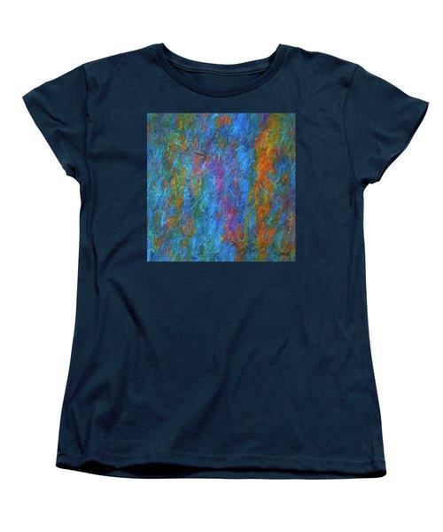 Color Abstraction Xiv Women's T-Shirt (Standard Cut)