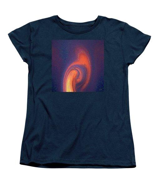 Color Abstraction Xlii Women's T-Shirt (Standard Cut)