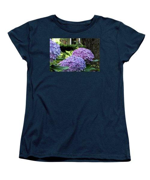Color Of Summer Women's T-Shirt (Standard Cut) by Ed Waldrop