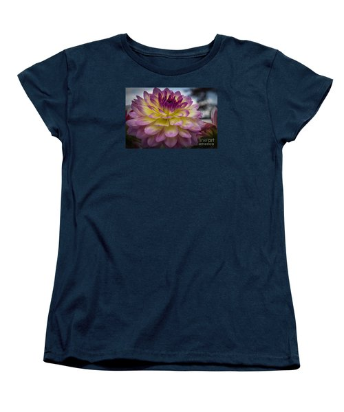 Color Starburst Women's T-Shirt (Standard Cut)