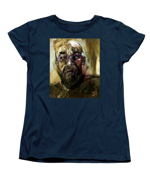 Colored Glasses Women's T-Shirt (Standard Cut) by Jim Vance