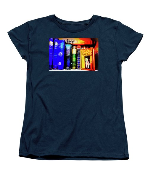 Colorful Classics Women's T-Shirt (Standard Cut) by Toni Hopper