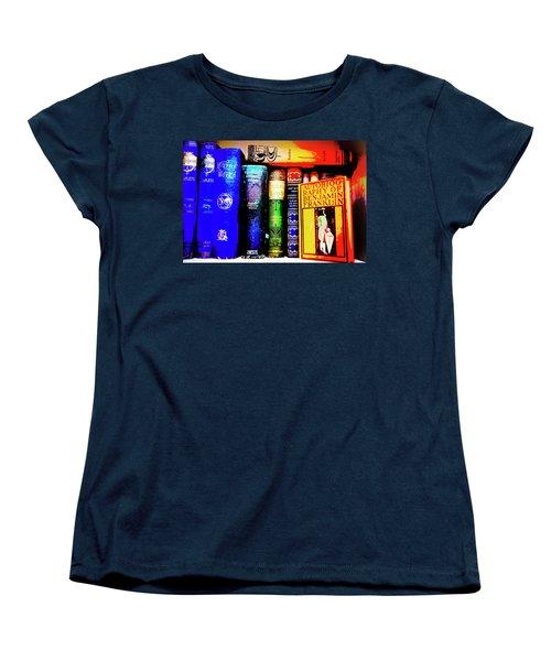 Women's T-Shirt (Standard Cut) featuring the photograph Colorful Classics by Toni Hopper
