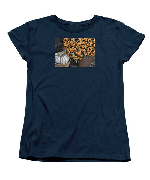 Colors Of The Fall Women's T-Shirt (Standard Cut) by JAMART Photography