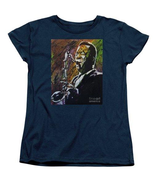 Coltrane Women's T-Shirt (Standard Cut) by Stuart Engel