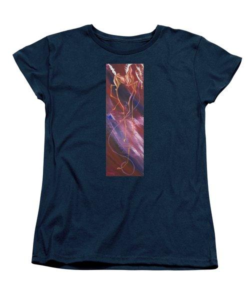 Come To Silver Women's T-Shirt (Standard Cut) by Sheridan Furrer