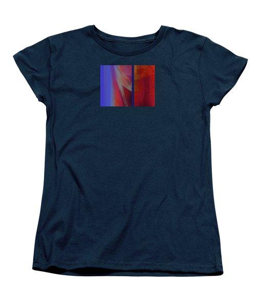 Composition 0310 Women's T-Shirt (Standard Cut) by Walter Fahmy