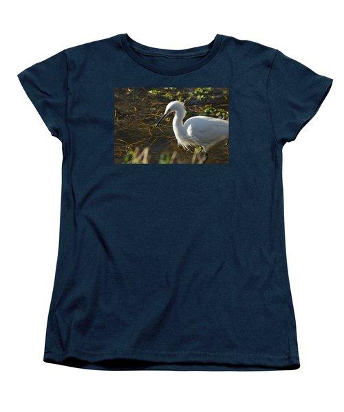 Concentration Women's T-Shirt (Standard Cut) by Michael Courtney