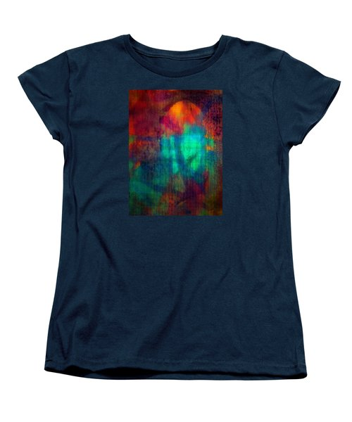 Confidence Women's T-Shirt (Standard Cut) by Mimulux patricia no No