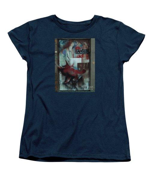Confused Women's T-Shirt (Standard Cut)