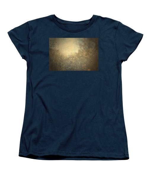 Women's T-Shirt (Standard Cut) featuring the photograph Connected  by Mark Ross