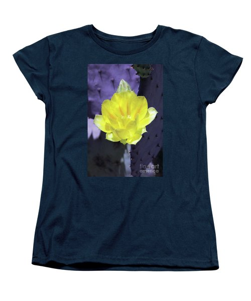 Contrast Women's T-Shirt (Standard Cut) by Alycia Christine