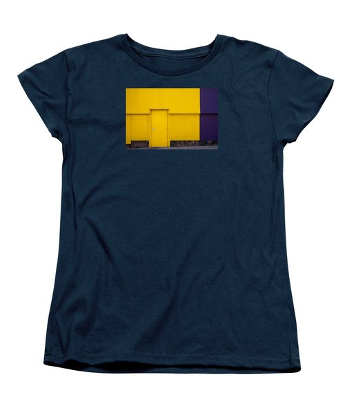 Women's T-Shirt (Standard Cut) featuring the photograph Contrasts In Color by Monte Stevens
