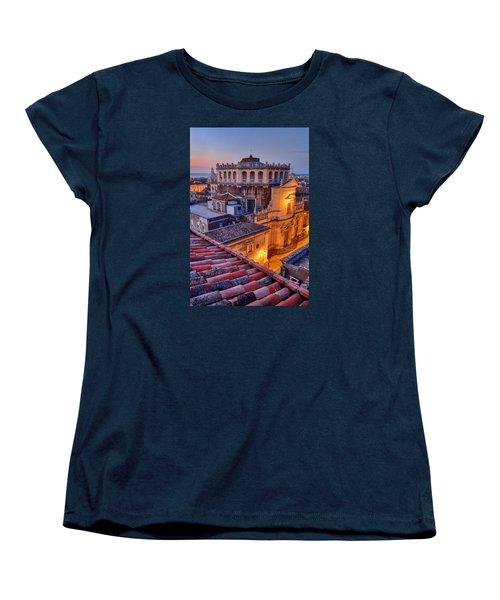 Convento Di San Giuliano Women's T-Shirt (Standard Cut) by Robert Charity