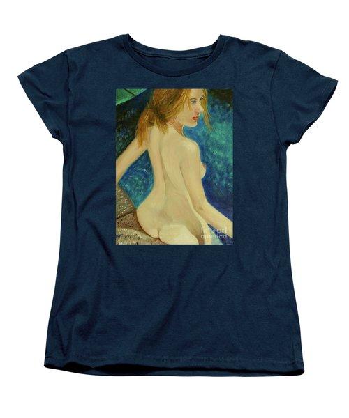 Cool Women's T-Shirt (Standard Cut) by Paul McKey