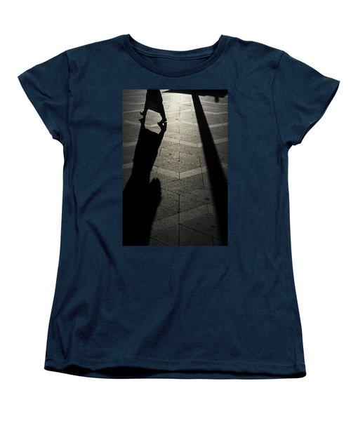 Copenhagen Lady Women's T-Shirt (Standard Cut) by KG Thienemann