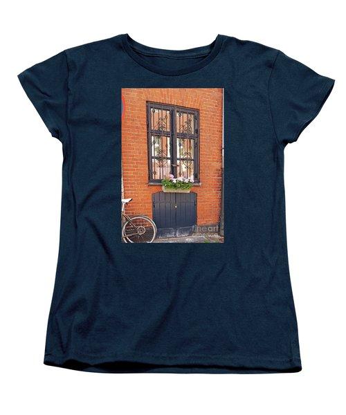 Copenhagen Window Women's T-Shirt (Standard Cut)