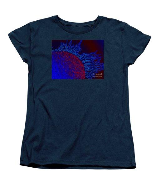 Coral Study Women's T-Shirt (Standard Cut) by Trena Mara