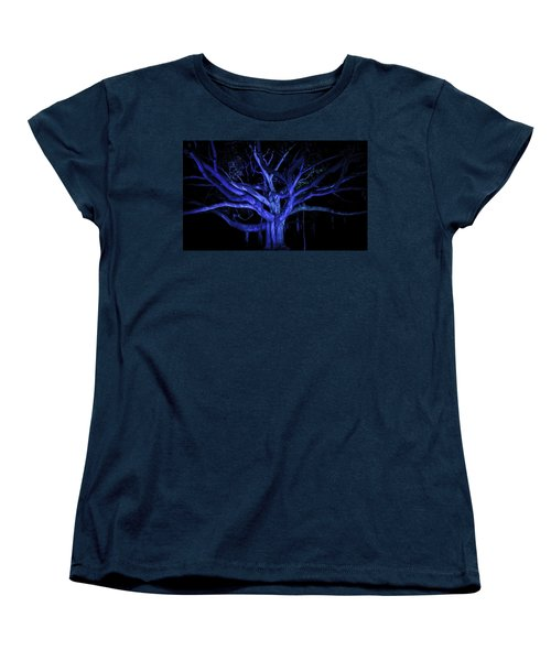 Coral Tree Women's T-Shirt (Standard Cut) by Jason Moynihan