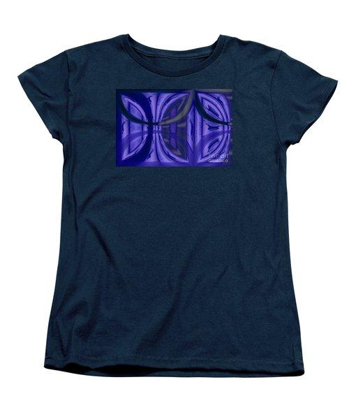 Cork Story Women's T-Shirt (Standard Cut) by Donna Bentley