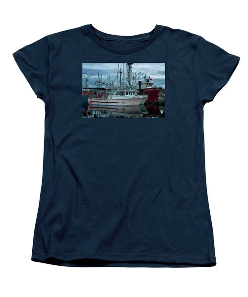 Women's T-Shirt (Standard Cut) featuring the photograph Cork To Cork by Randy Hall