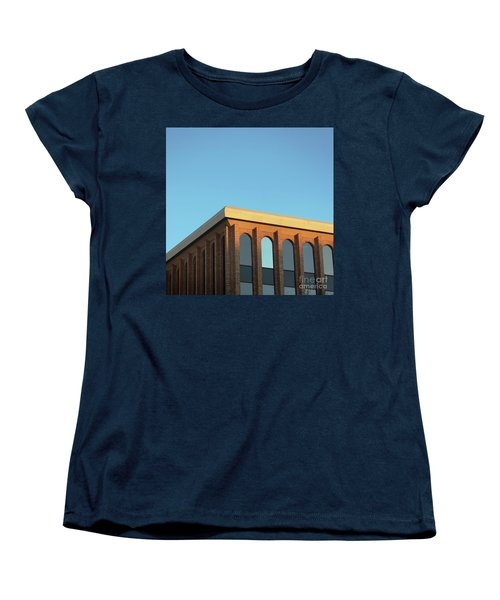 Corner Light Women's T-Shirt (Standard Cut) by Sebastian Mathews Szewczyk