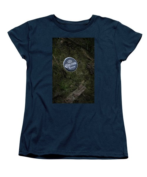 Women's T-Shirt (Standard Cut) featuring the photograph Corona Extra by Ray Congrove