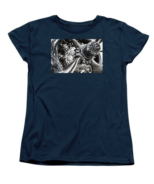 Corsair F4u Engine Women's T-Shirt (Standard Cut)