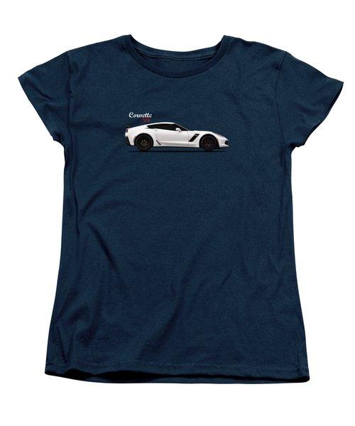 Corvette Z06 Women's T-Shirt (Standard Fit)