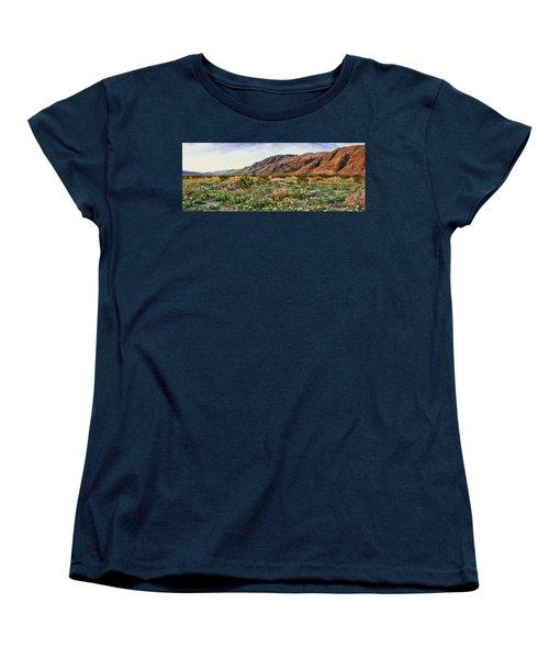 Coyote Canyon Sweet Light Women's T-Shirt (Standard Cut)