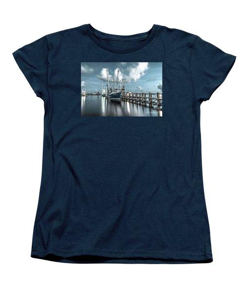 Cpt. Duyen Women's T-Shirt (Standard Cut) by Maddalena McDonald