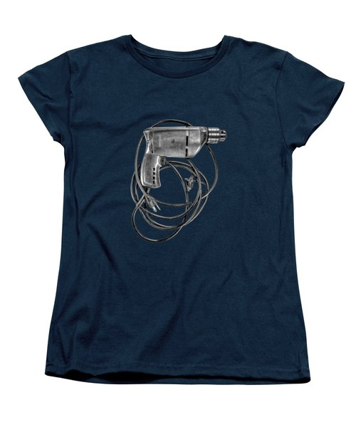 Craftsman Drill Motor Bs Bw Women's T-Shirt (Standard Fit)