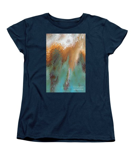 Created According To God. Ephesians 4 24 Women's T-Shirt (Standard Cut) by Mark Lawrence