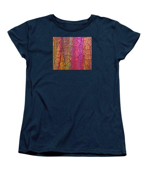 Crossroads Women's T-Shirt (Standard Cut) by Alan Casadei