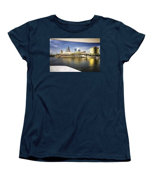 Cruising To Tampa In Hdr Women's T-Shirt (Standard Cut)