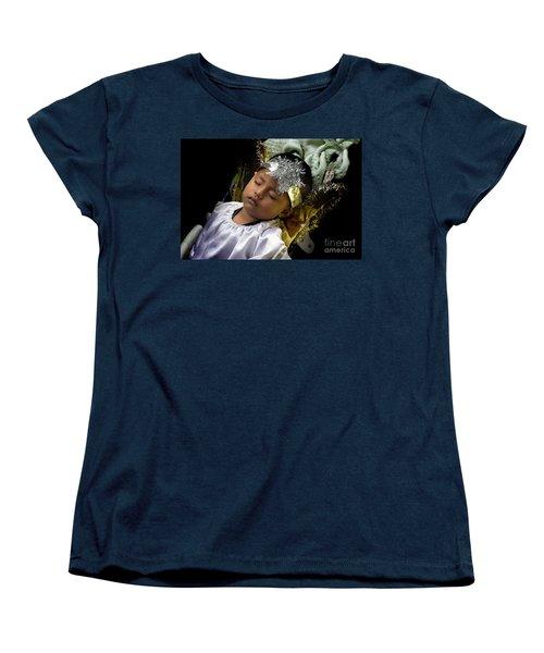 Cuenca Kids 781 Women's T-Shirt (Standard Cut) by Al Bourassa