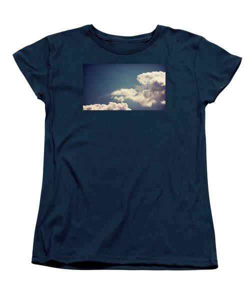 Women's T-Shirt (Standard Cut) featuring the photograph Cumulus by Joseph Westrupp