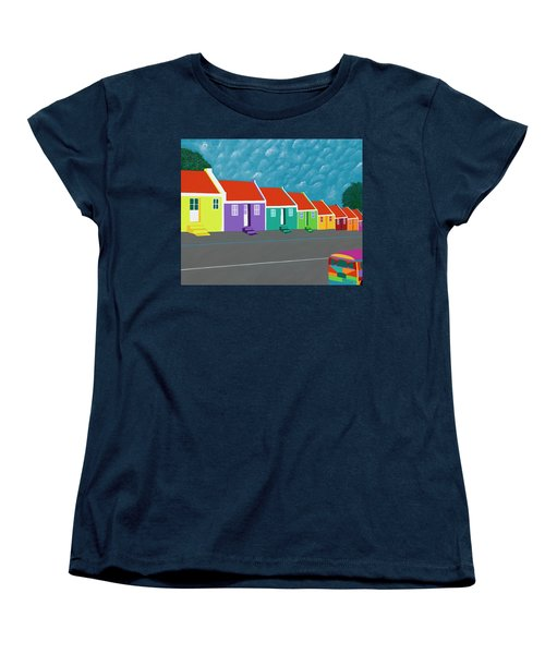 Curacao Dreams IIi Women's T-Shirt (Standard Fit)